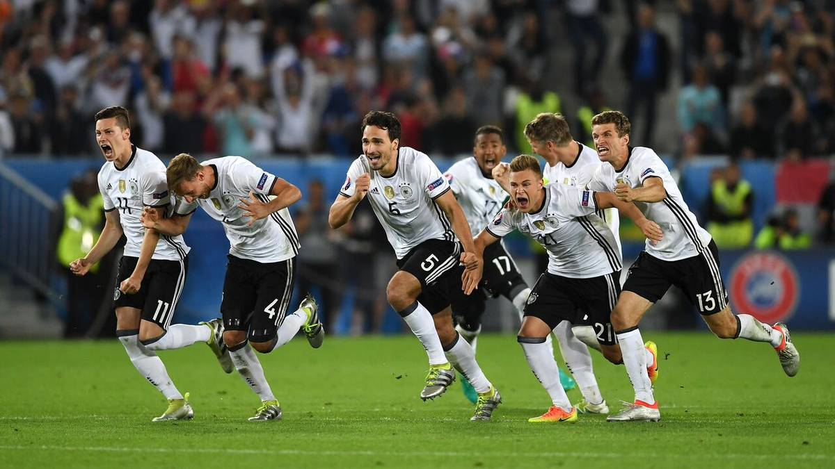 Deutschland gegen Italien