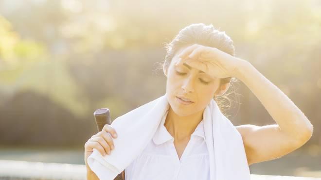 Schwankende Temperaturen fordern dem menschlichen Körper viel ab