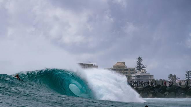 Australiens Zyklon-Glück