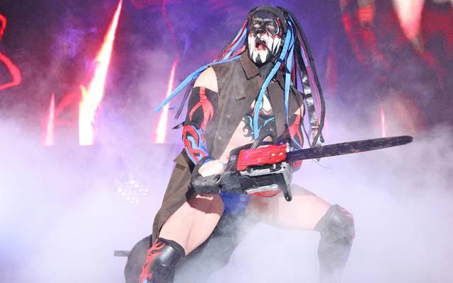 Finn Balor stieg kürzlich in den WWE-Hauptkader auf