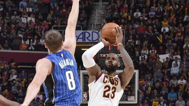 Orlando Magic v Cleveland Cavaliers