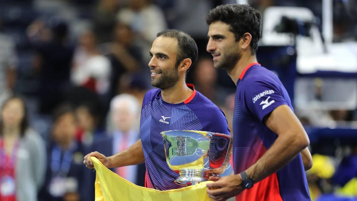 US Open: Kolumbianer triumphieren im Doppel