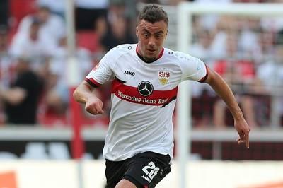 Philipp Förster kann am Sonntag nicht im Heimspiel des VfB Stuttgart gegen Bayer Leverkusen auflaufen. Den Mittelfeldspieler plagt ein Infekt.