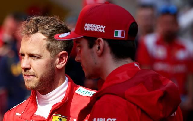 F1 Winter Testing in Barcelona - Day Four Licht und Schatten bei Ferrari. Der Speed stimmt schon bei der Scuderia. Aber die streikende Eletronik sorgte für ein frühes Ende der Testfahrten