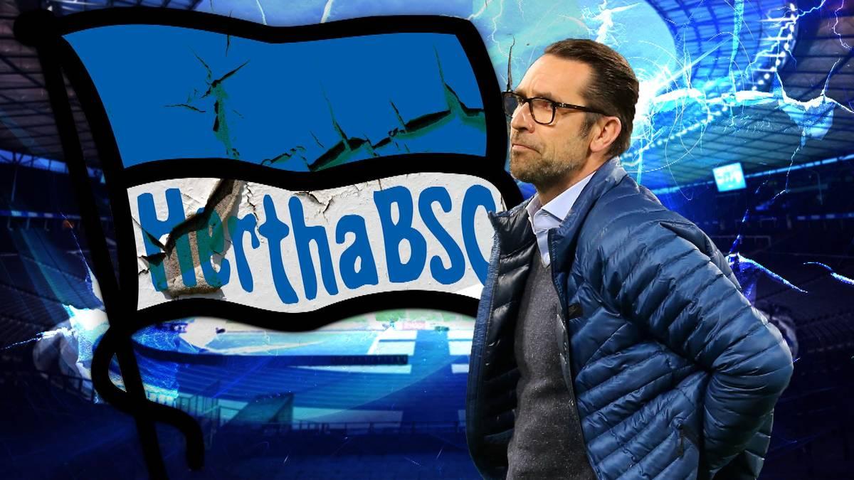 Neben Bruno Labbadia muss auch Michael Preetz Hertha BSC verlassen. Als Geschäftsführer hat sich der Ex-Profi zu viele Fehlgriffe geleistet.