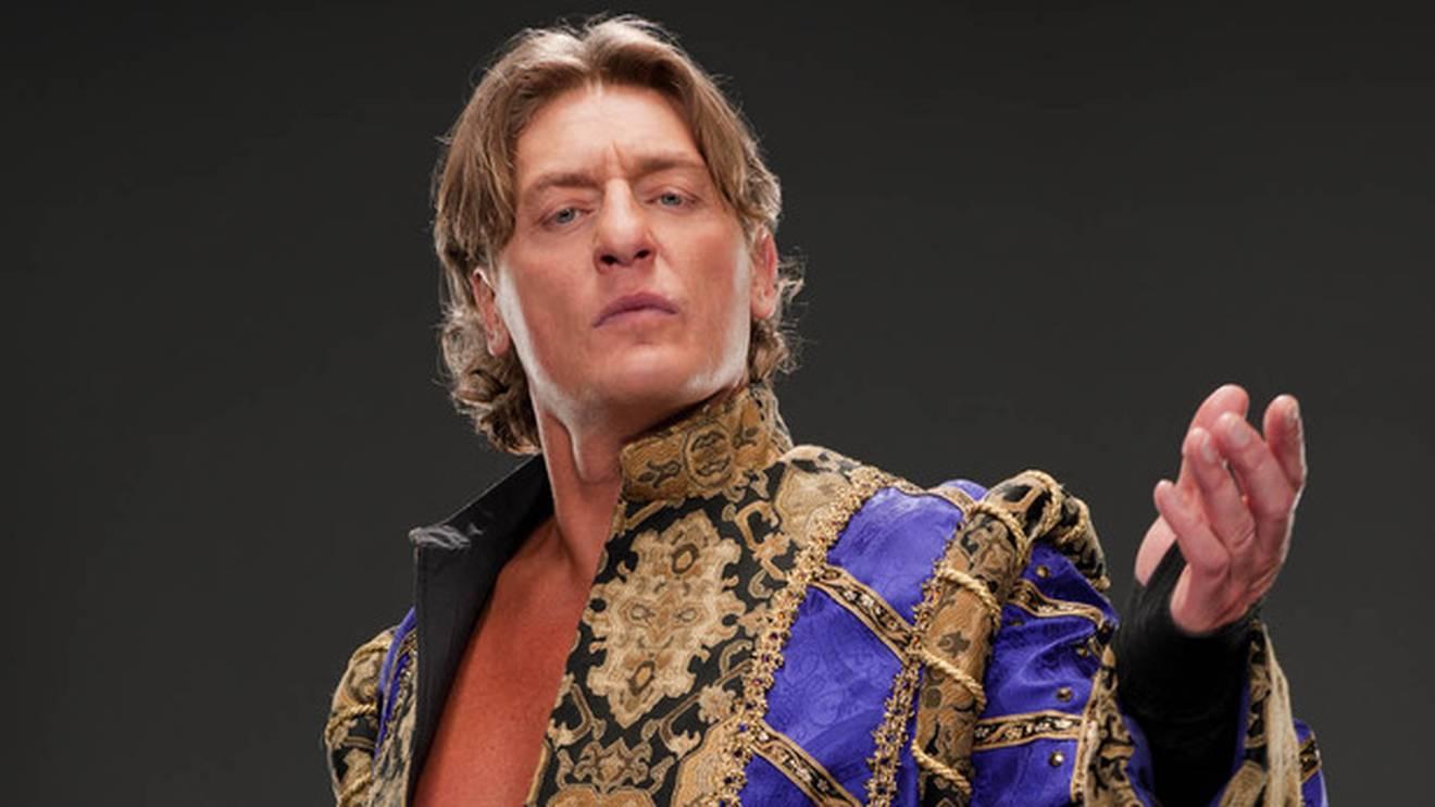 William Regal zu aktiven Zeiten bei WWE