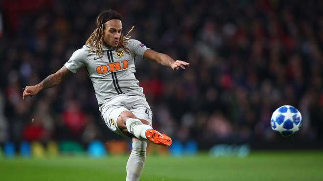 Kevin Mbabu, BSC Young Boys