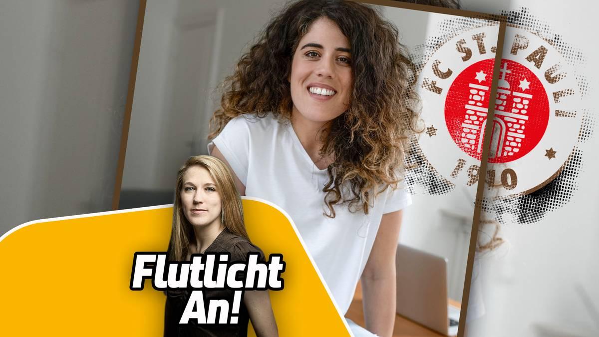 """Stephanie Gonçalves Norberto ist bei """"Flutlicht an!"""" zu Gast"""