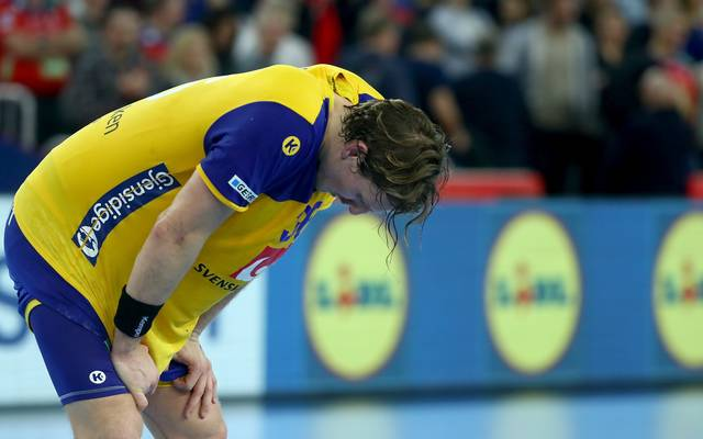 Jesper Nielsen wird bei dieser WM nicht mehr zum Einsatz kommen