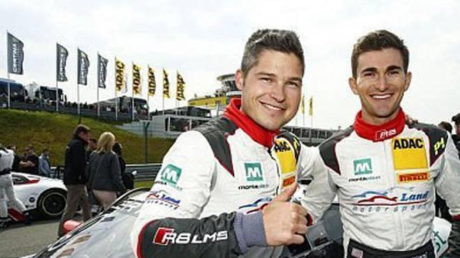 Bei den 24h auf dem Nürburgring sind auch viele ADAC GT-Masters-Piloten am Start