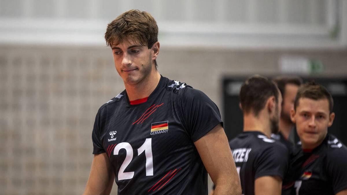 Tobias Krick trumpft für Deutschland auf