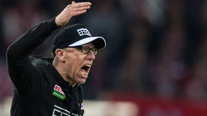 1. FC Koeln v Eintracht Frankfurt - Bundesliga