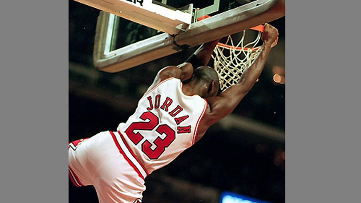 """Trotz überragender Zahlen erhält """"Air"""" 1993 nicht seinen dritten MVP-Titel."""