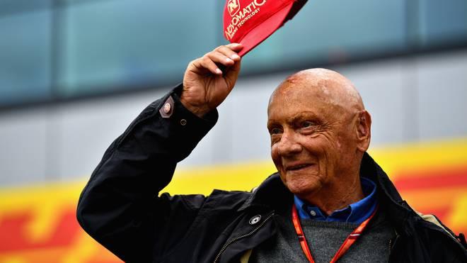 Niki Lauda: Ärzte nach Entlassung aus Krankenhaus zuversichtlich, Niki Lauda befindet sich nach seiner Lungen-Transplantation auf dem Weg der Besserung