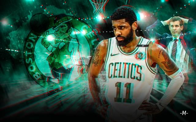 NBA-Playoffs: Kyrie Irving bei Boston Celtics in der Kritik wegen Eho-Show