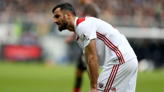 Mergim Mavraj wechselte in der Winterpause von Aris Saloniki zum FC Ingolstadt