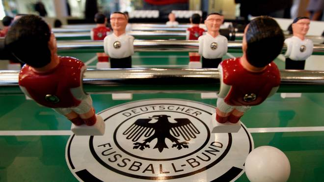 DFB Holds Press Conference In Football Investigations