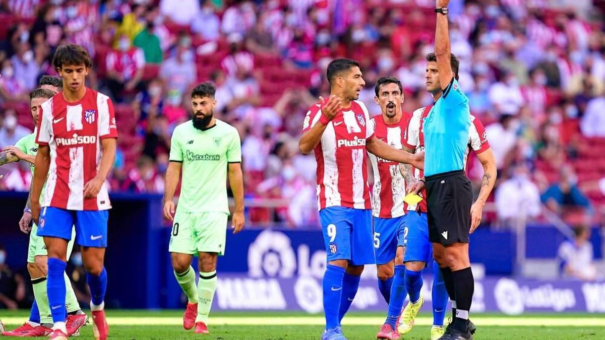 Wirbel bei bei Atlético - Falcao trifft sofort