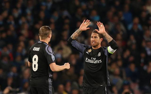 SSC Napoli v Real Madrid CF - UEFA Champions League Round of 16: Second Leg