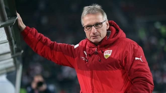 Michael Reschke war nach Entlassung von Hannes Wolf in die Kritik