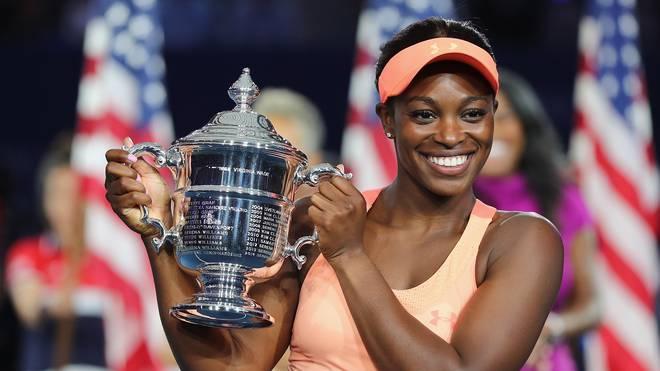 Sloane Stephens gewinnt ihren ersten Grand Slam-Titel
