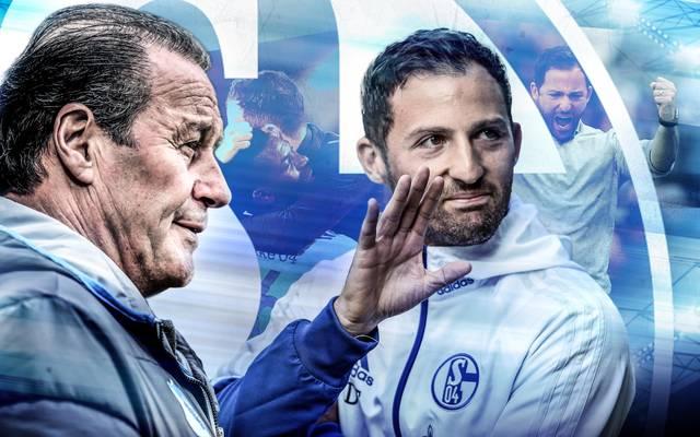 Huub Stevens vor dem Derby beim BVB über Trainer Domenico Tedesco von Schalke 04