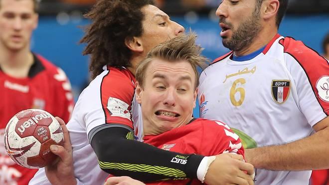 Ägypten bei der Handball-WM