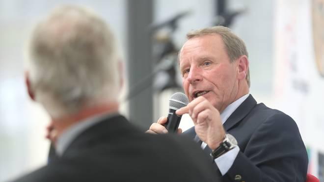 Berti Vogts war von 1990 bis 1998 Bundestrainer