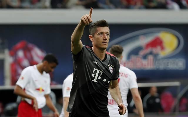 RB Leipzig v Bayern Muenchen - Bundesliga