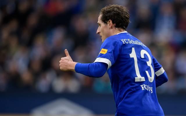 Sebastian Rudy, FC Schalke 04