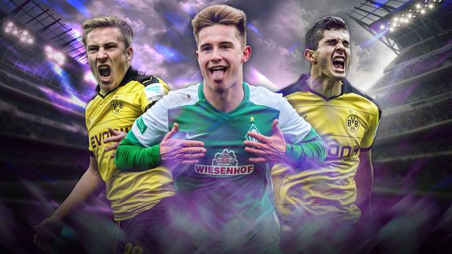 Halbfinals der U19-Bundesliga