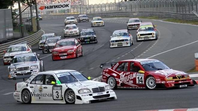 Der DRM Klassik-Pokal und die Tourenwagen Classics sorgen für Action im Rahmenprogramm der DTM