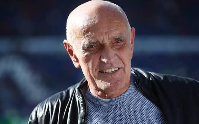 Martin Kind ist Vorstandsvorsitzender von Hannover 96