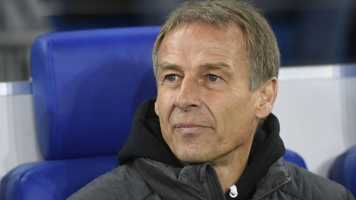 Besondere Ehre für Klinsmann
