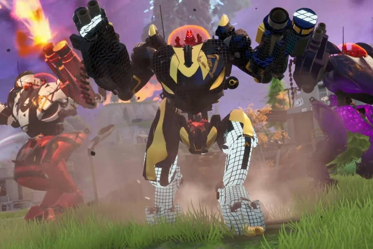 Gamer, die schon etwas länger in der Fortnite-Szene sind, haben bereits Bekanntschaft mit den B.I.E.S.T.-Mechs machen können. Nun könnten sie auf die Insel zurückkommen.