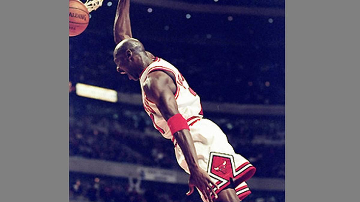 Fast schon routinemäßig wird Jordan 1996 auch zum MVP gewählt.