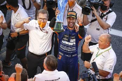 Der Erfolg von McLaren ist eng mit dem Namen Andreas Seidl verknüpft. Dem Bayern aber sind die Lobeshymnen suspekt. Er verweist auf das Teamwork.