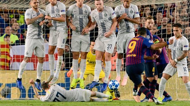 FC BARCELONA, INTER Mailand, Champions League, Luis Suarez