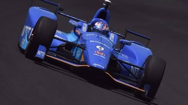 Das Chip-Ganassi-Team wechselte erst im Winter von Chevrolet zu Honda