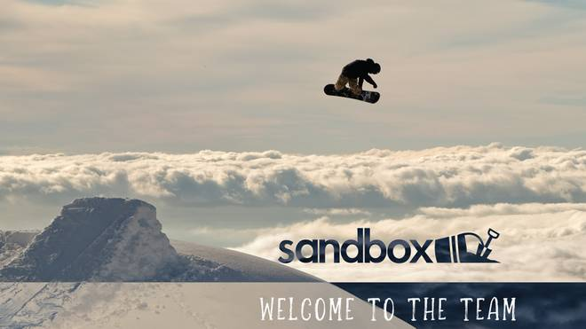 Devun Walsh fährt ab sofort mit Sandbox-Helmen