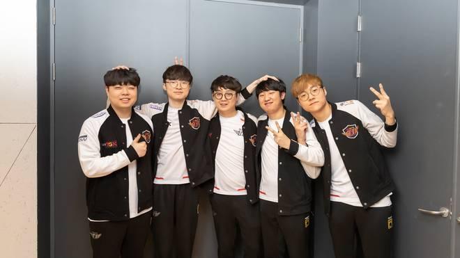 SK Telecom T1 steht nach einer überzeugenden Leistung gegen Kingzone DragonX im Finale der koreanischen League of Legends-Liga. Daas Team gewann 3:0