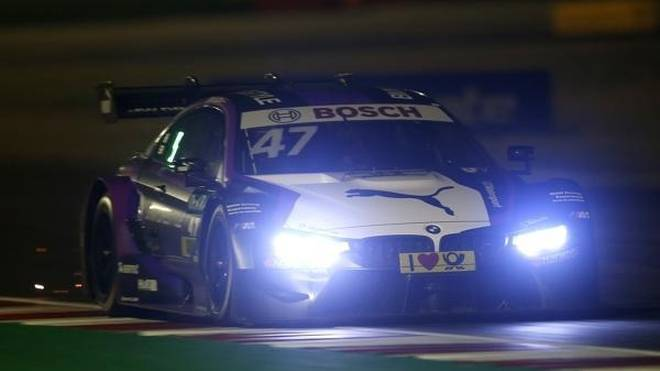 Premierensieg für Joel Eriksson in DTM: BMW-Rookie gewinnt zweites Nachtrennen