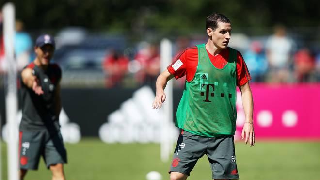 Sebastian Rudy will den FC Bayern München definitiv verlassen