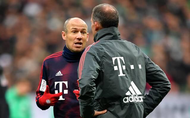 Arjen Robbens glorreiche Karriere