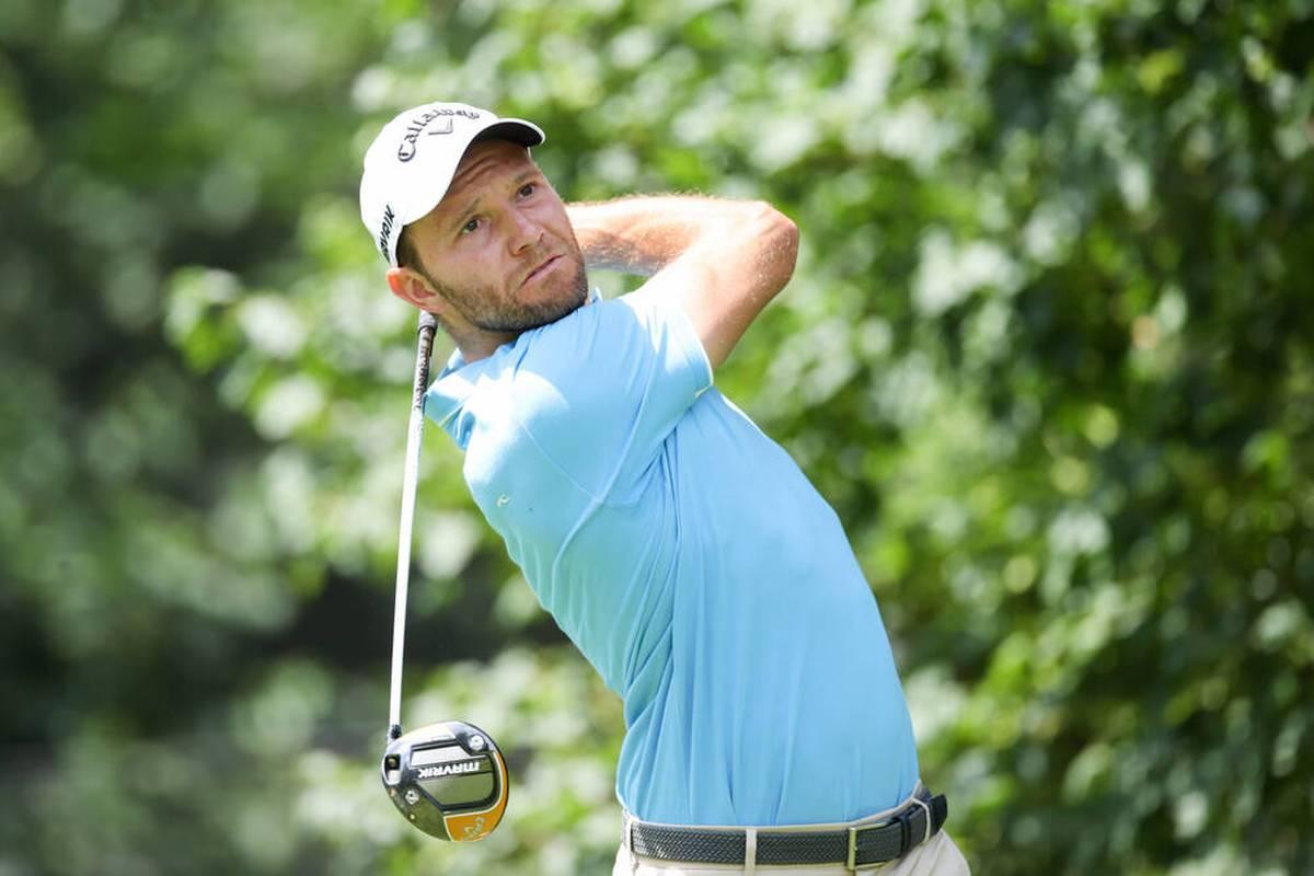 Golfprofi Maximilian Kieffer startet stark in das Turnier der Europa-Tour im niederländischen Cromvoirt gestartet. Zum Auftakt ist er Zweiter.