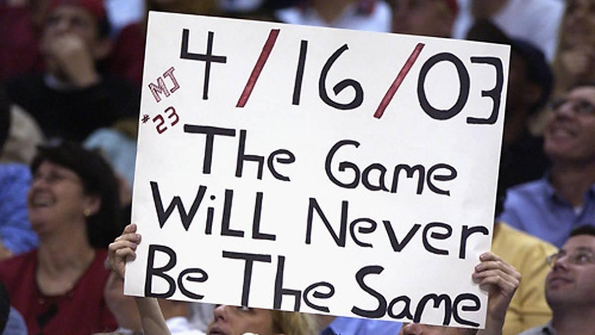 Das Datum brennt sich jedem Basketball-Interessierten ins Gedächtnis ein.