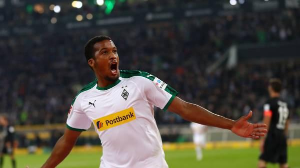 Alassane Plea - Borussia Mönchengladbach