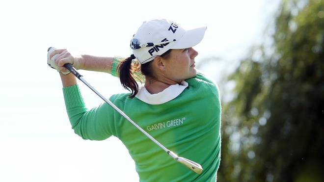 Caroline Masson liegt auf den Bahamas momentan auf Platz acht
