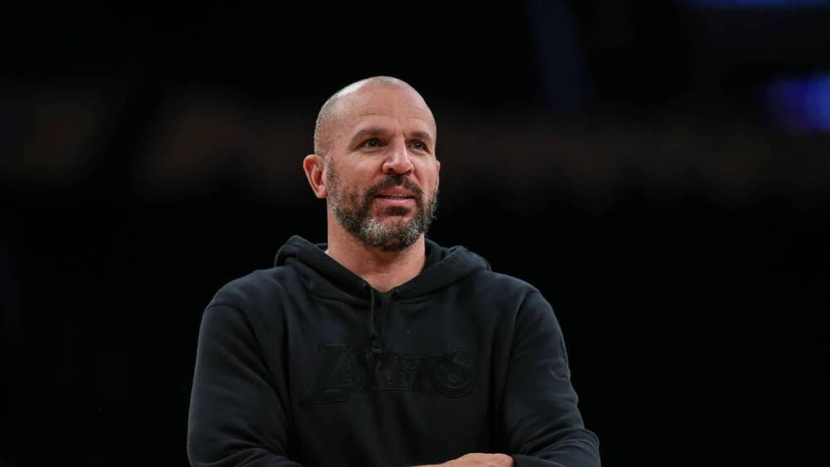 Jason Kidd ist der neue Head Coach der Dallas Mavericks