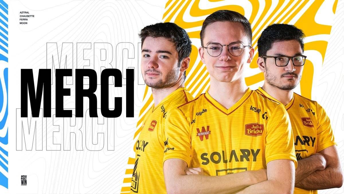 Danke und Tschüss - Solary plant die neue RLCS Season mit anderen Gesichtern
